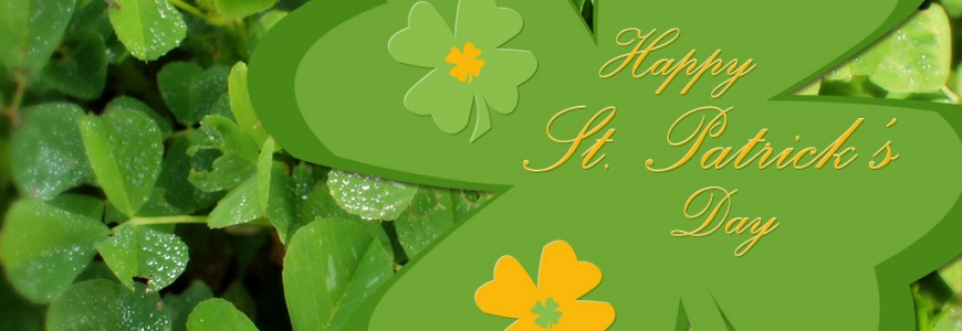 Happy St. Patricks Day from MySHH!