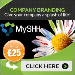 MySHH Company Branding