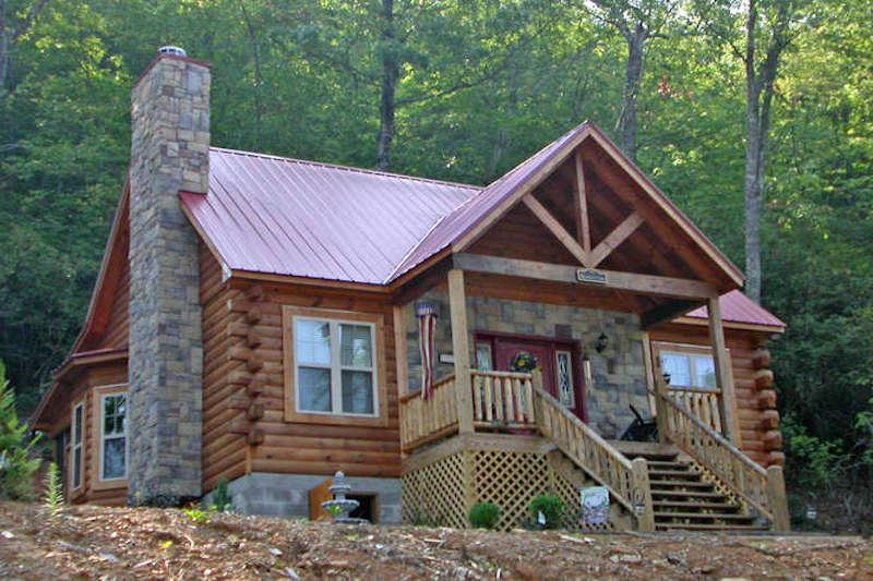 Cabin Rentals In Blairsville Ga